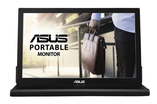 Asus MB169B+ Monitor »39,6 cm (15,6) LCD-Display, 14 ms«