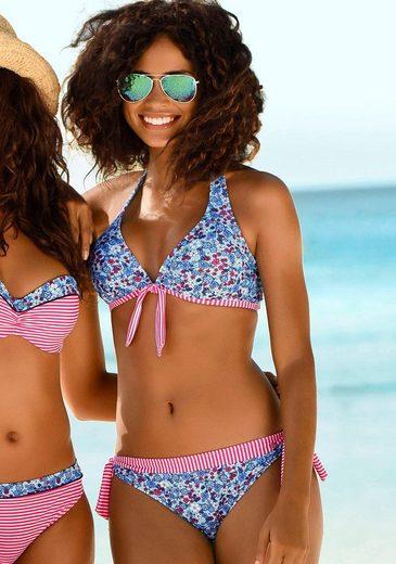 s.Oliver Beachwear Bikini-Hose »Jill«, mit seitlichen Zierbändern