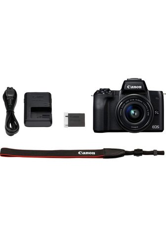 CANON »EOS-M50 EF-M15-45 Kit« Си...