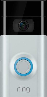 Ring »Doorbell V2« Überwachungskamera (Außenbereich)