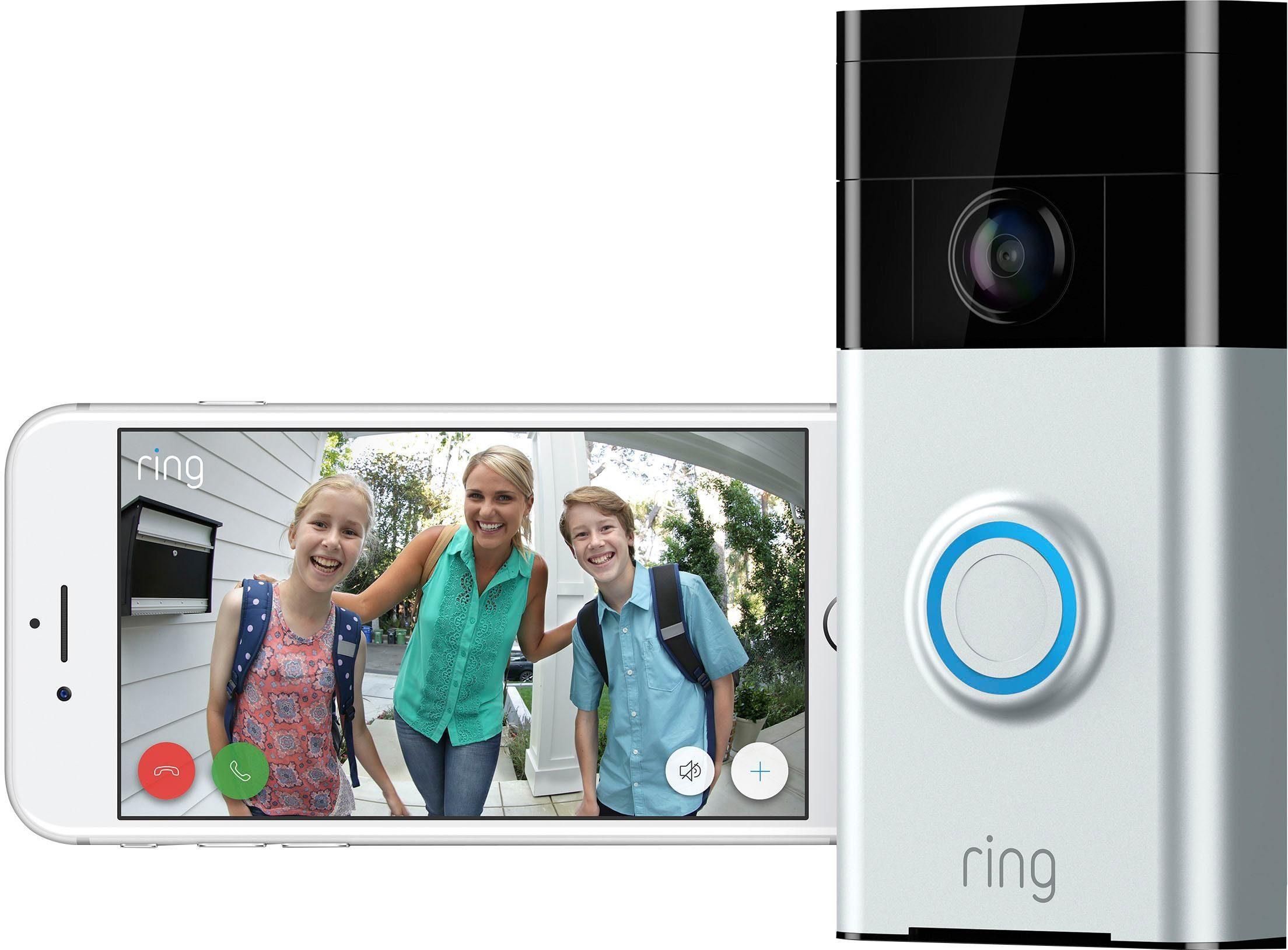 Ring »Doorbell« Überwachungskamera (Außenbereich)
