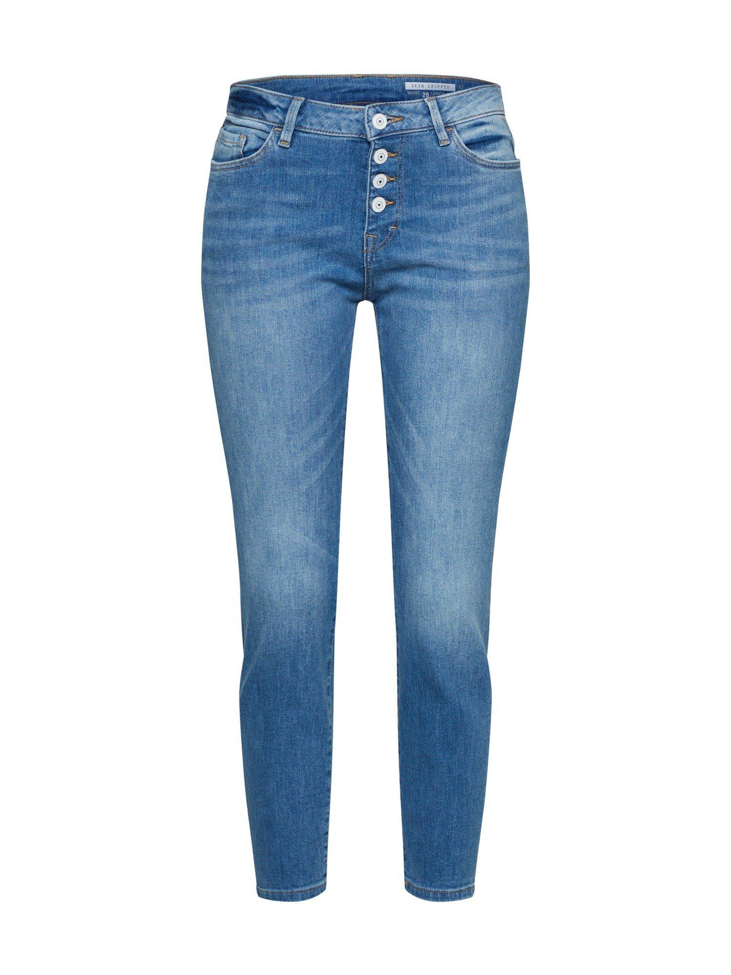 edc by Esprit 7/8-Jeans »skin cropped Pants denim«