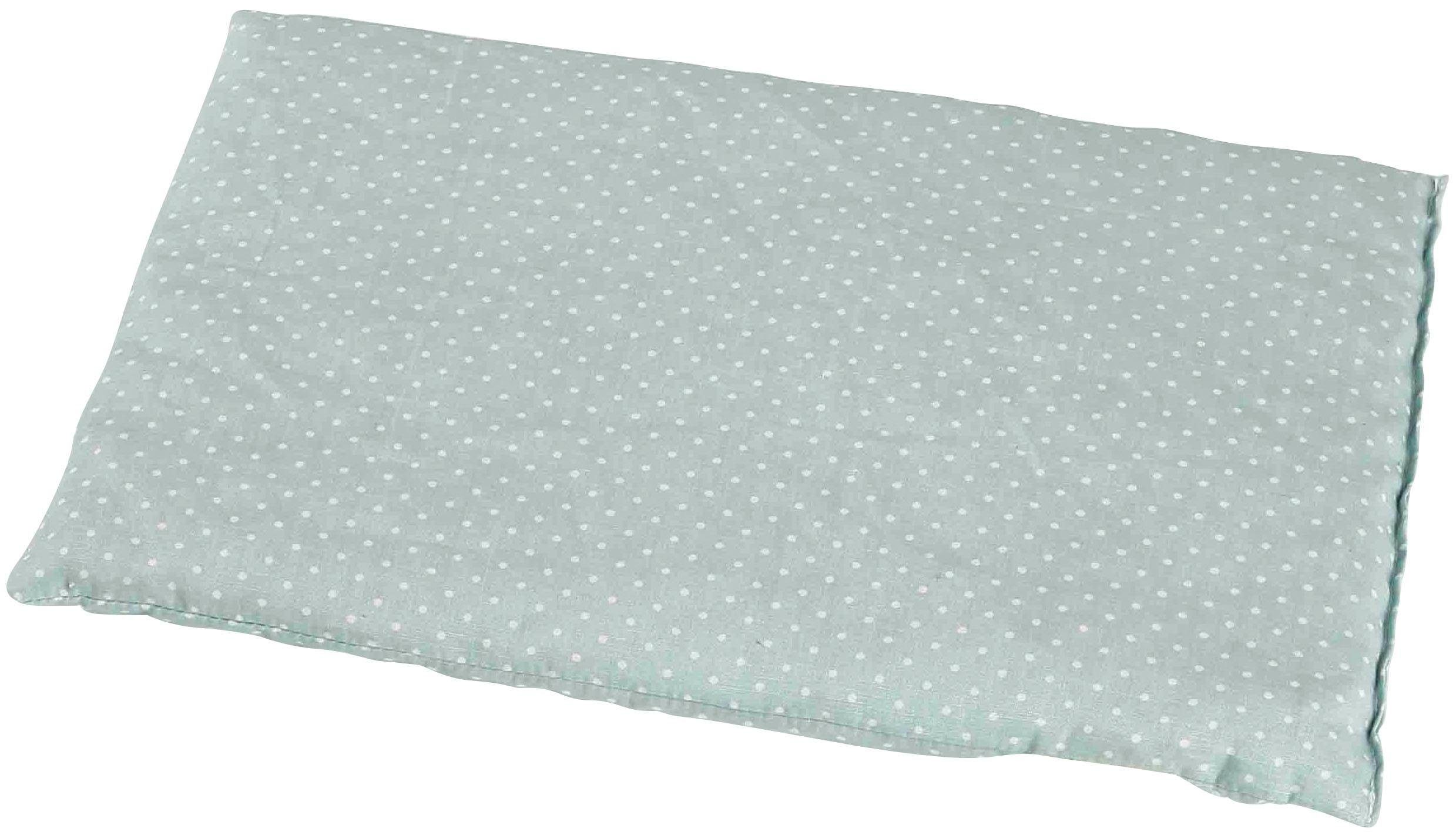 14 x 22 cm 1x Kirschkernkissen in W/ärmflaschenform mit kuscheligem abnehmbarem /Überzug ca