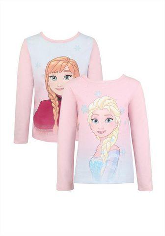 DISNEY FROZEN Marškinėliai ilgomis rankovėmis »Anna ...