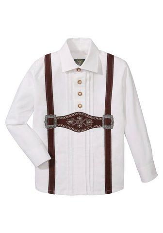 OS-TRACHTEN Рубашка в национальном костюме детские...