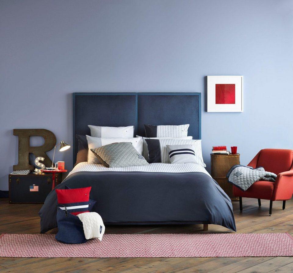 bettw sche perkal klassik tommy hilfiger in. Black Bedroom Furniture Sets. Home Design Ideas