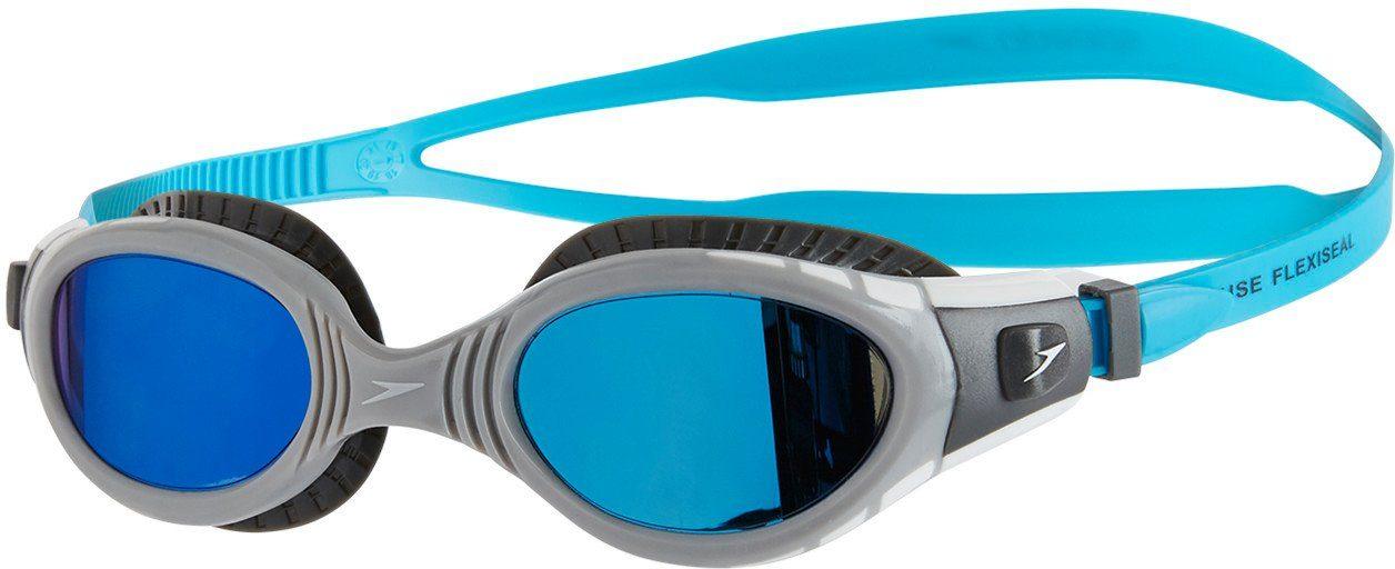 Speedo Schwimmsportzubehör »Futura Biofuse Flexiseal Mirror Goggle«