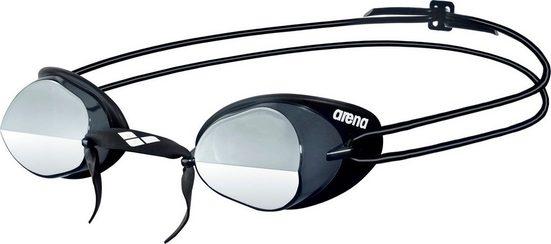 Arena Schwimmsportzubehör »Swedix Mirror Goggles«