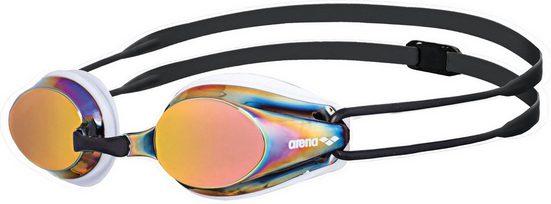 Arena Schwimmsportzubehör »Tracks Mirror Goggles«