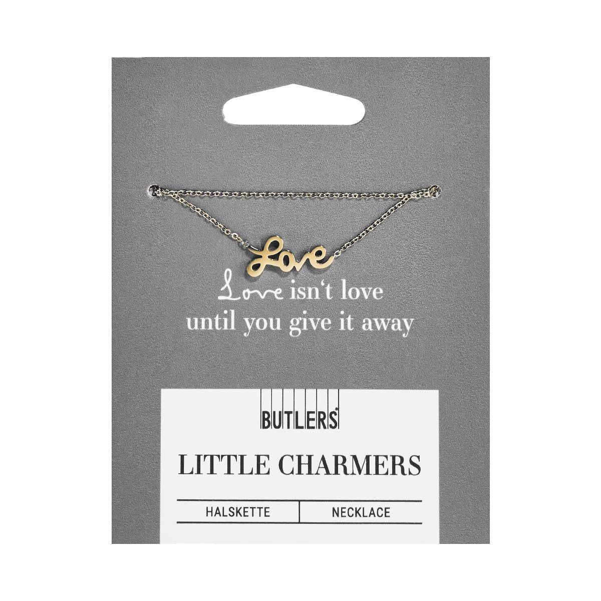 BUTLERS LITTLE CHARMERS »Kette Love«
