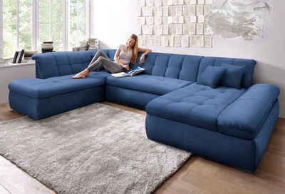 Wohnlandschaft In Blau Online Kaufen Otto