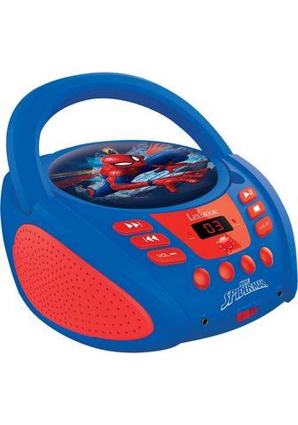 LEXIBOOK ® »Ultimate Spider Man« CD grotuvas (m...