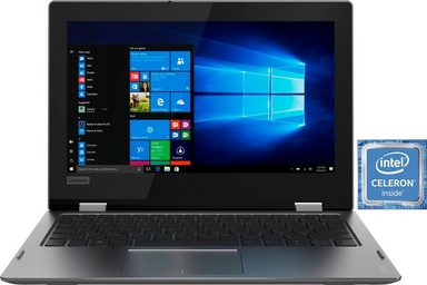Lenovo Yoga 330 (11) Intel Convertible Notebook (29,46 cm/11,6 Zoll, Intel Celeron)