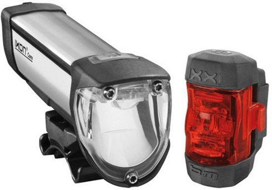 Busch + Müller Fahrradbeleuchtung »IXON Core & IXXI«