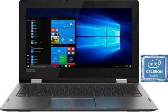 Lenovo Yoga 330 (11) Intel Convertible Notebook (29,46 cm/11,6 Zoll, Intel Celeron, inkl. Office-Anwendersoftware Microsoft 365 Single im Wert von 69 Euro)