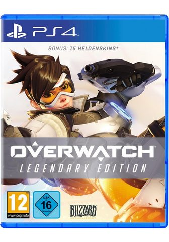 ACTIVISION Overwatch Legendary Edition PlayStatio...