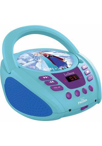 LEXIBOOK ® »Disney Frozen« CD grotuvas (mit Rad...