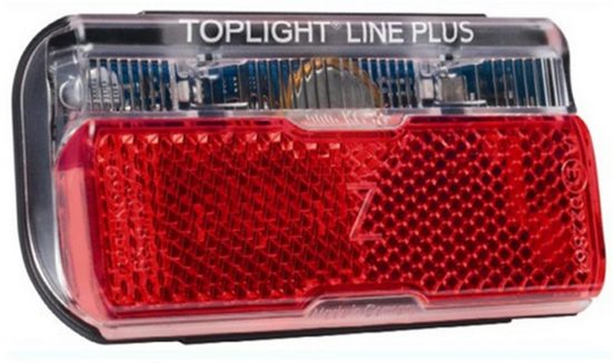 Busch + Müller Rücklicht »D-Toplight Line Brake Plus«