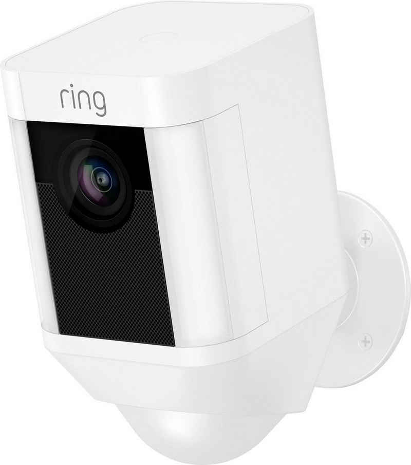 Ring »Spotlight Cam (Akku)« Überwachungskamera (Außenbereich)
