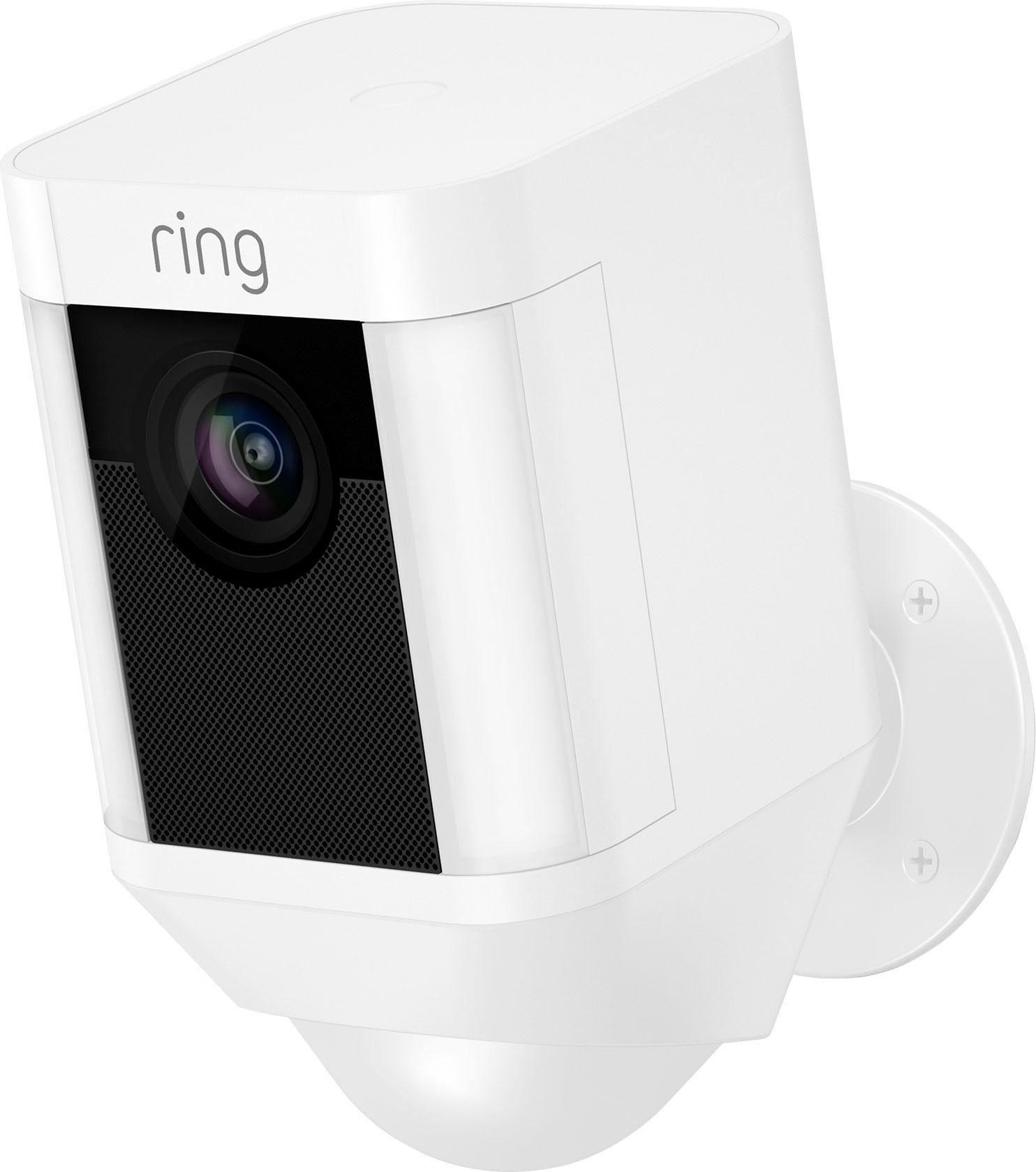 Ring »Spotlight (Akku)« Überwachungskamera (Außenbereich)