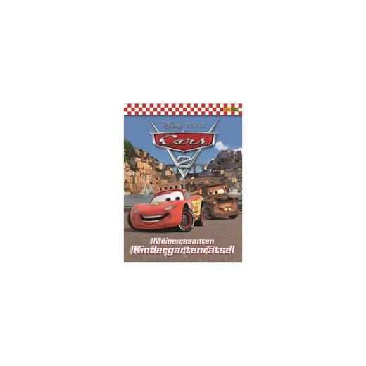 PANINI VERLAG Disney Cars 2: Meine liebsten Kindergartenrätsel