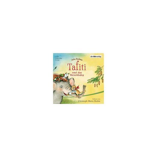 Edel Tafiti und das Riesenbaby, 1 Audio-CD