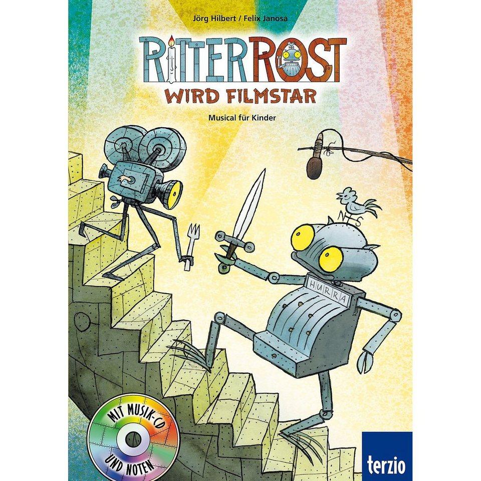 Carlsen Verlag Ritter Rost wird Filmstar kaufen