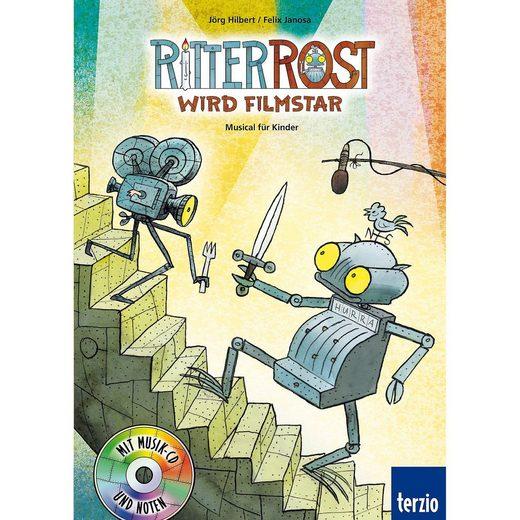 Carlsen Verlag Ritter Rost wird Filmstar