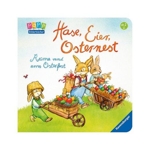 Ravensburger Hase, Eier, Osternest - Reime rund ums Osterfest