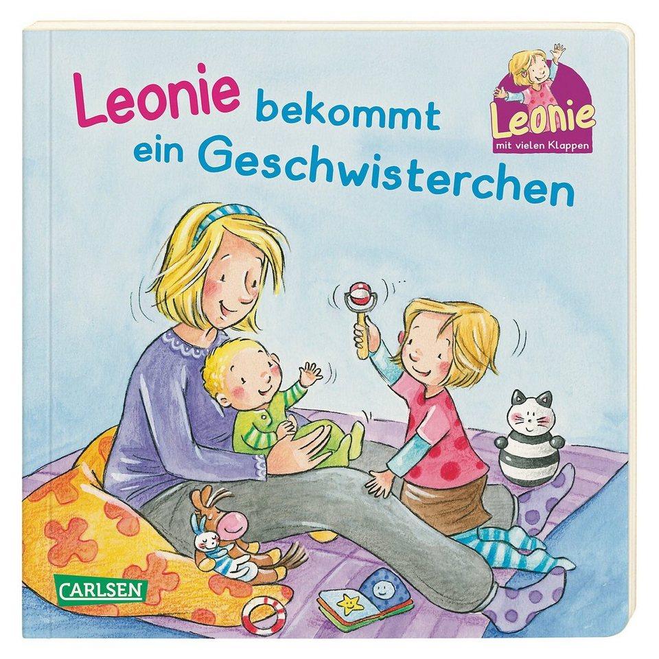 Carlsen Verlag Leonie bekommt ein Geschwisterchen