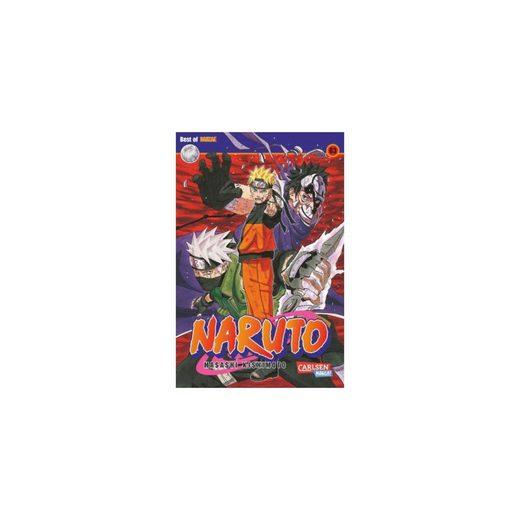 Carlsen Verlag Naruto, Band 63