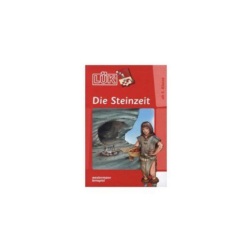 Westermann Verlag LÜK: Die Steinzeit, Übungsheft