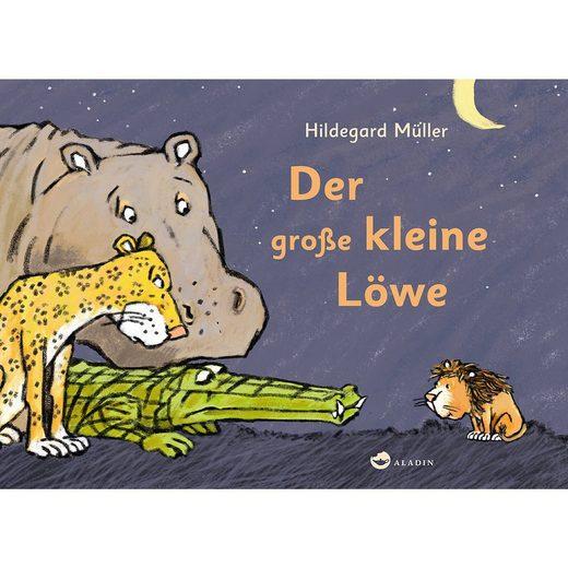 Carlsen Verlag Der große kleine Löwe