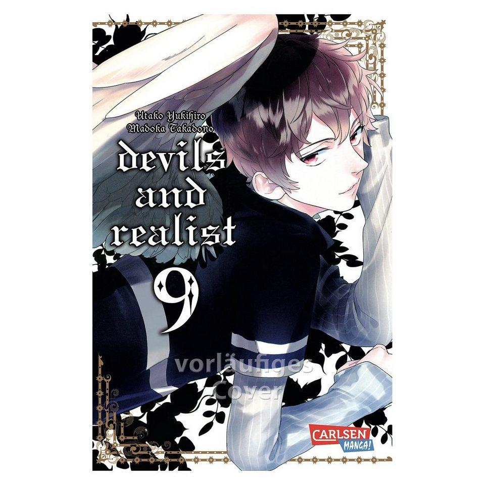 Carlsen Verlag Devils and Realist, Band 9 kaufen