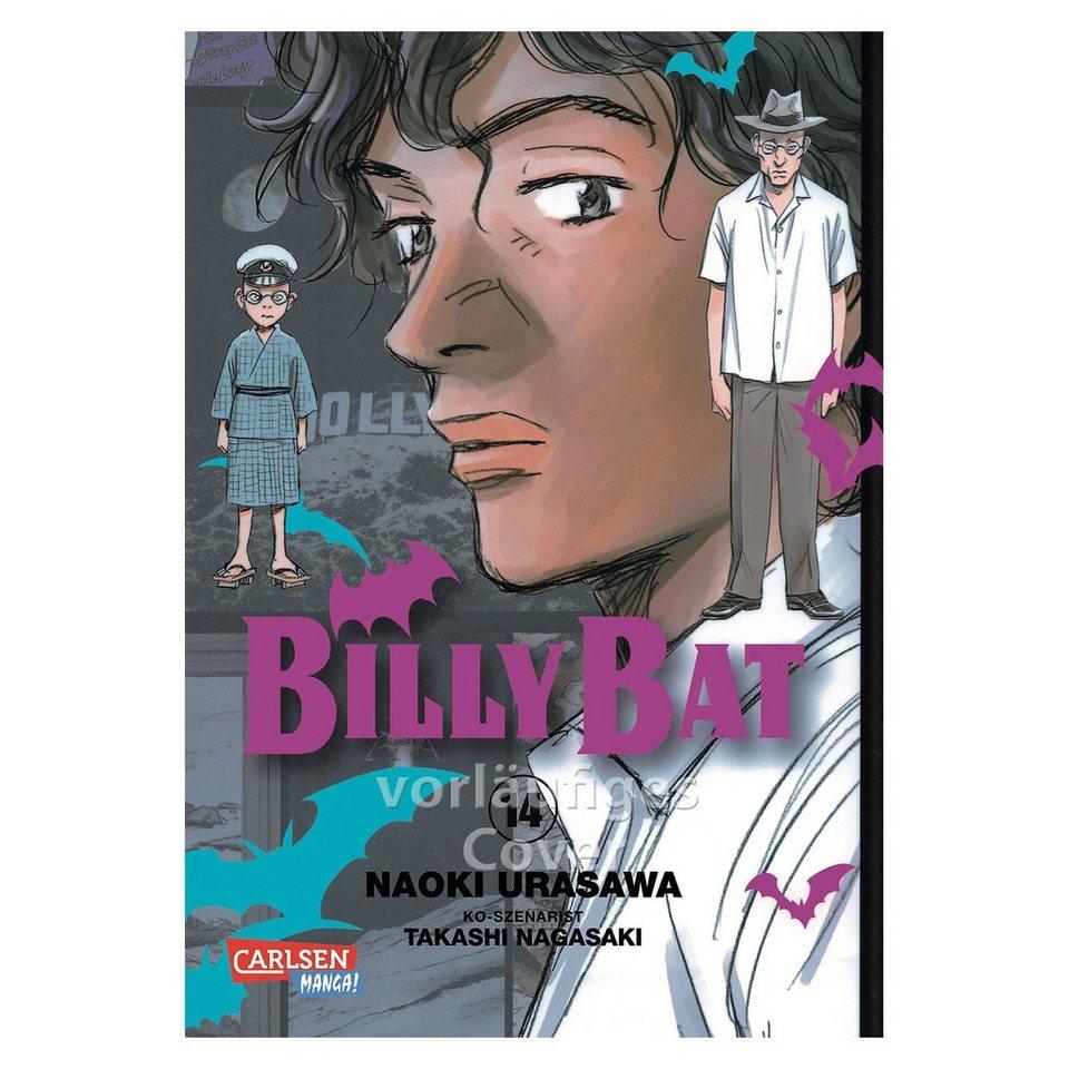 Carlsen Verlag Billy Bat, Band 14 online kaufen