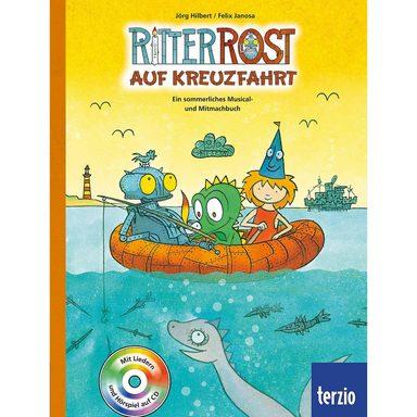 Carlsen Verlag Ritter Rost auf Kreuzfahrt, mit Audio-CD
