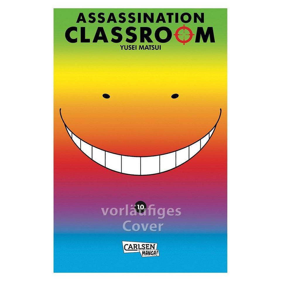 Carlsen Verlag Band Assassination Classroom Band Verlag 10 3ff1a6