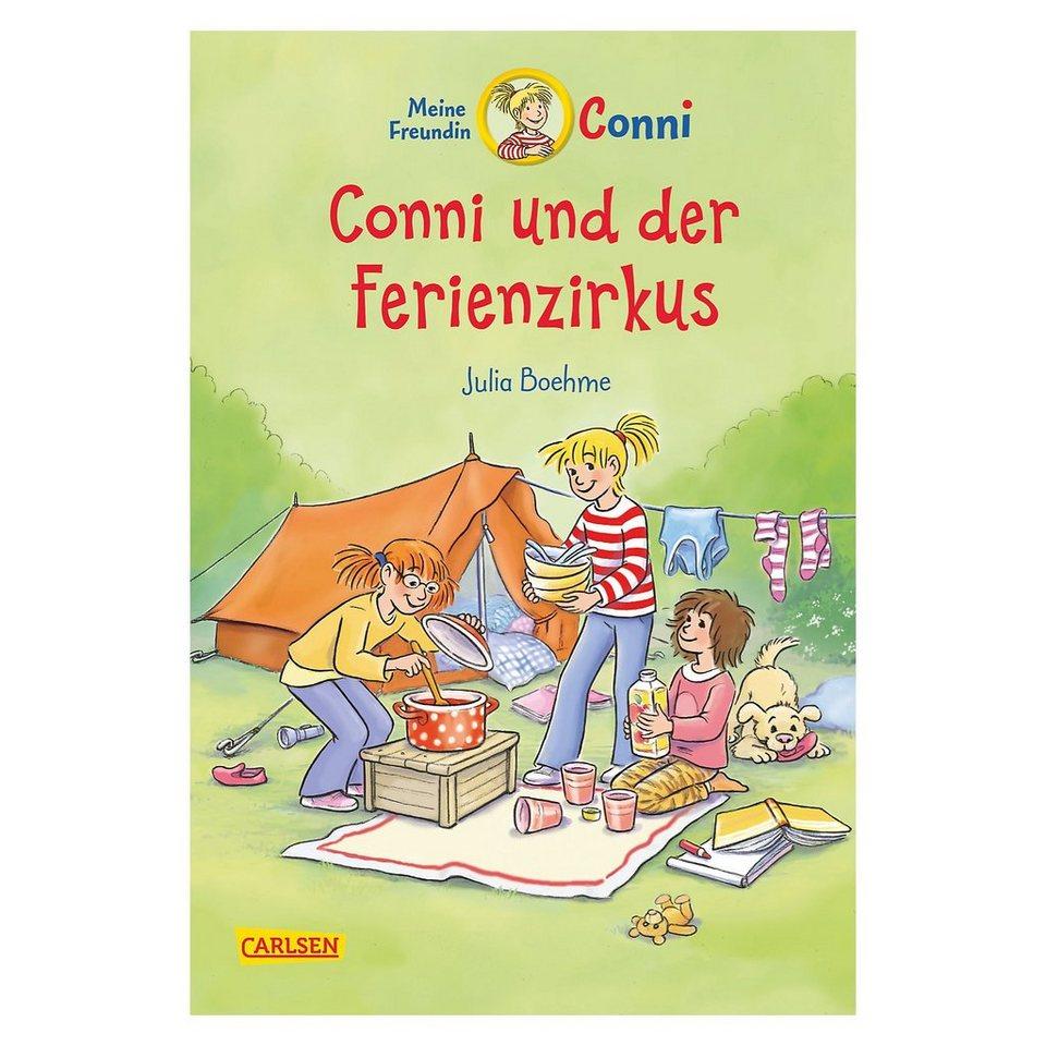 Carlsen Verlag Meine Freundin Conni: Conni und der Ferienzirkus online kaufen