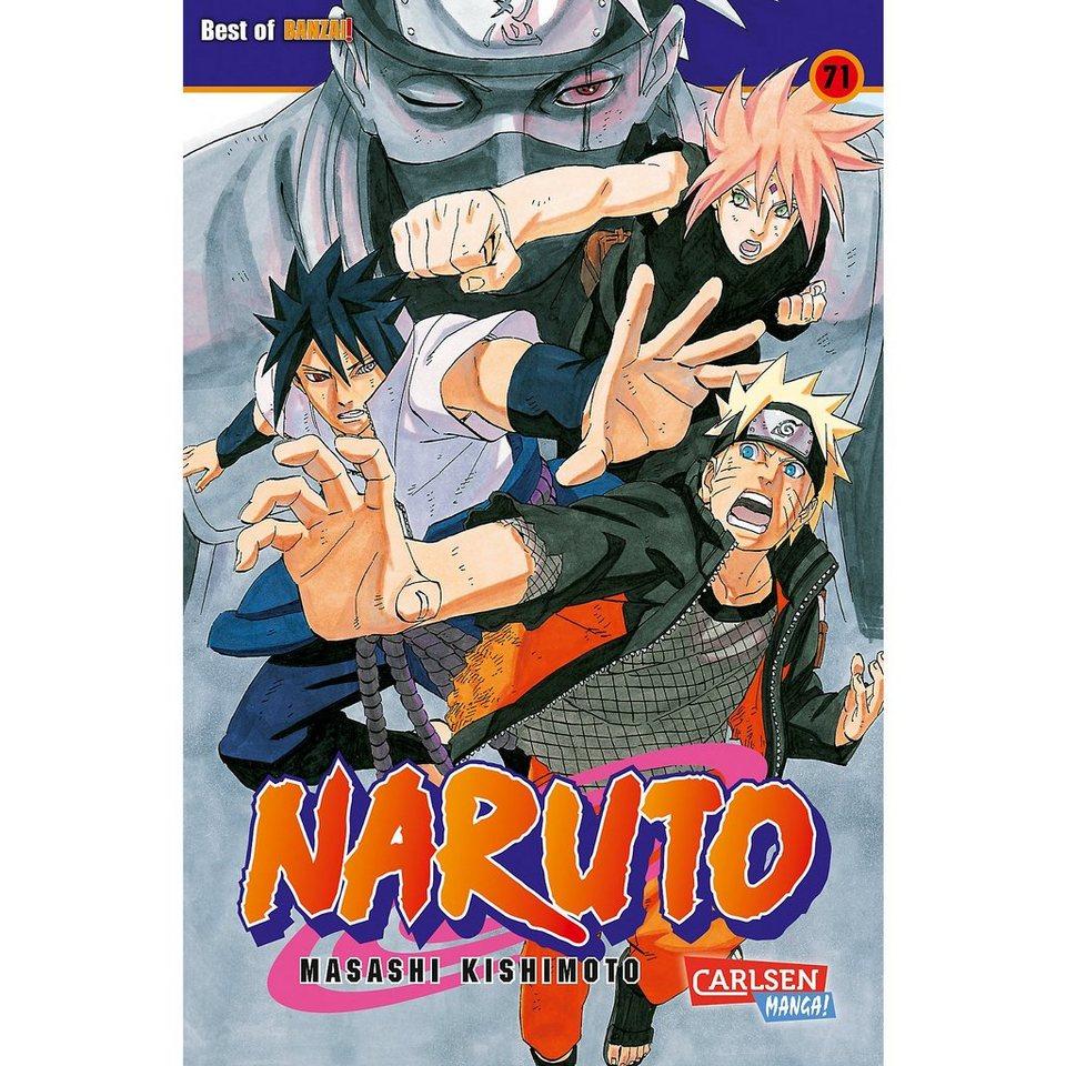 Carlsen Verlag Naruto, Band 71 online kaufen