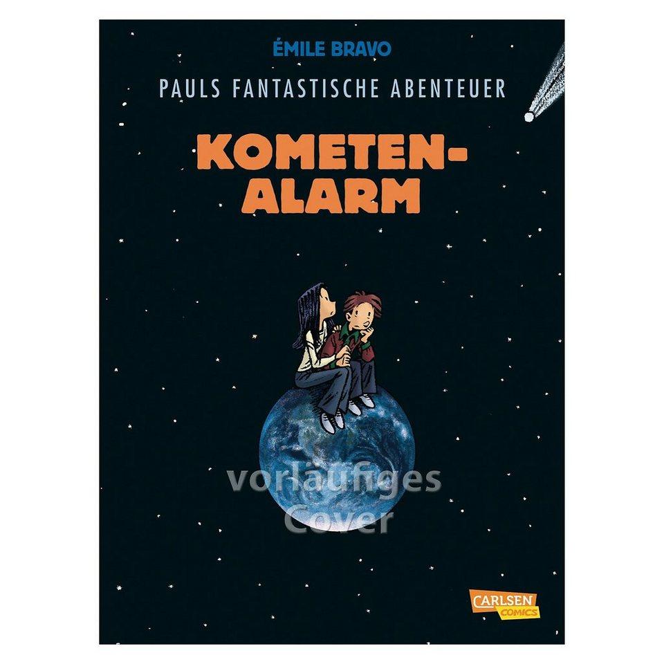 Carlsen Verlag Pauls fantastische Abenteuer: Kometenalarm online kaufen