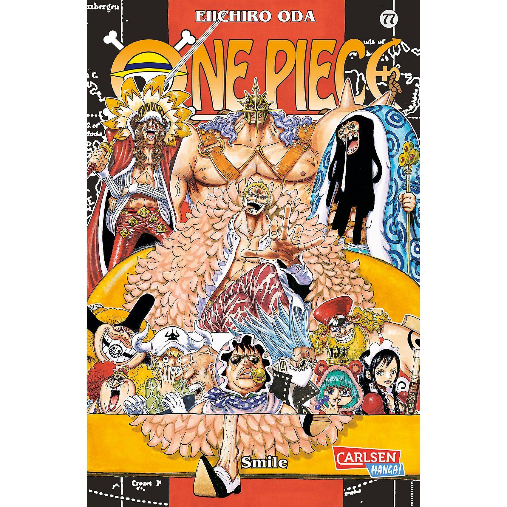 Carlsen Verlag One Piece, Band 77