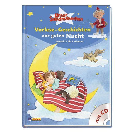Carlsen Verlag Unser Sandmännchen: Vorlese-Geschichten zur guten Nacht, mit