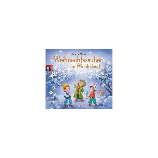 cbj + cbt Verlag Weihnachtszauber im Wichtelland, 1 Audio-CD
