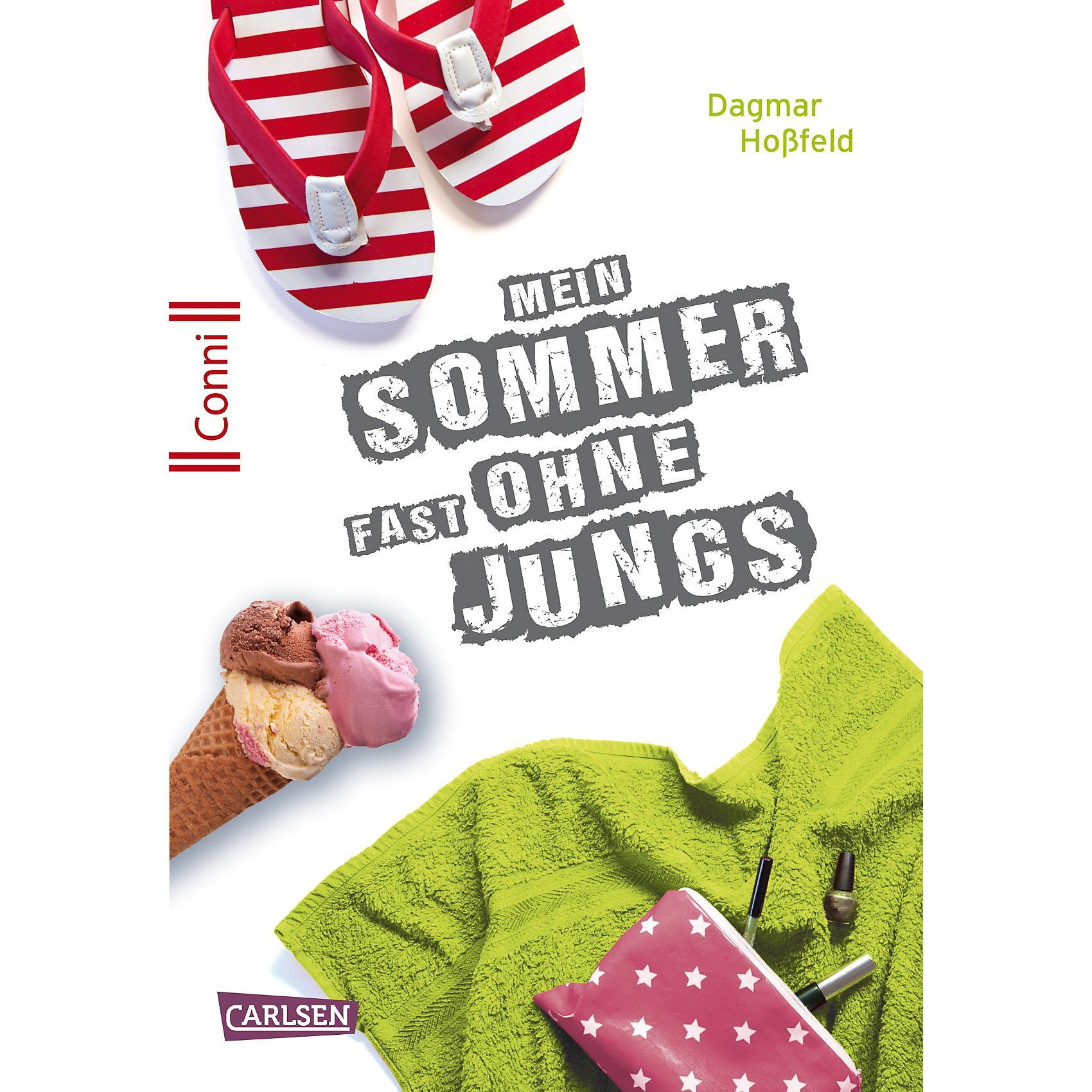 Carlsen Verlag Conni 15: Mein Sommer fast ohne Jungs