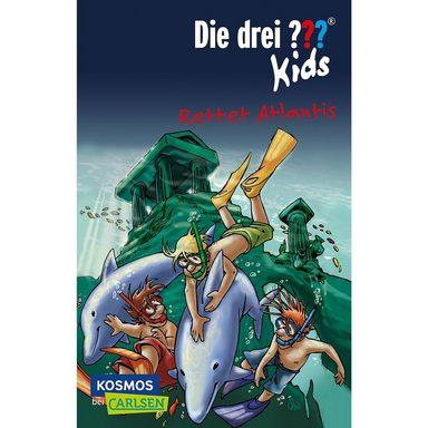 Carlsen Verlag Die drei Fragezeichen Kids: Rettet Atlantis!