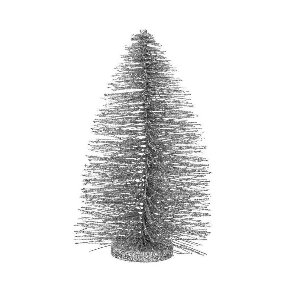 BUTLERS X-MAS »Tannenbaum mit Glitzer 30 cm, BUTLERS X-MAS ...