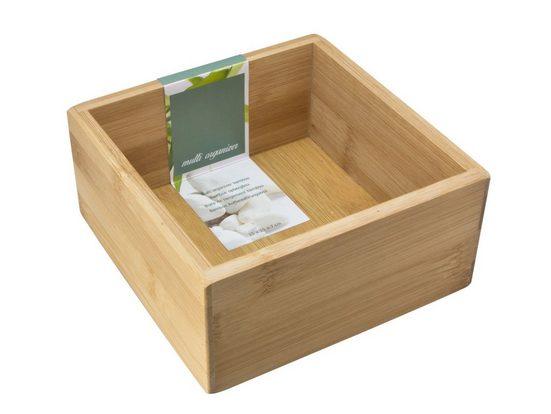 HTI-Living Aufbewahrungsbox Bambus
