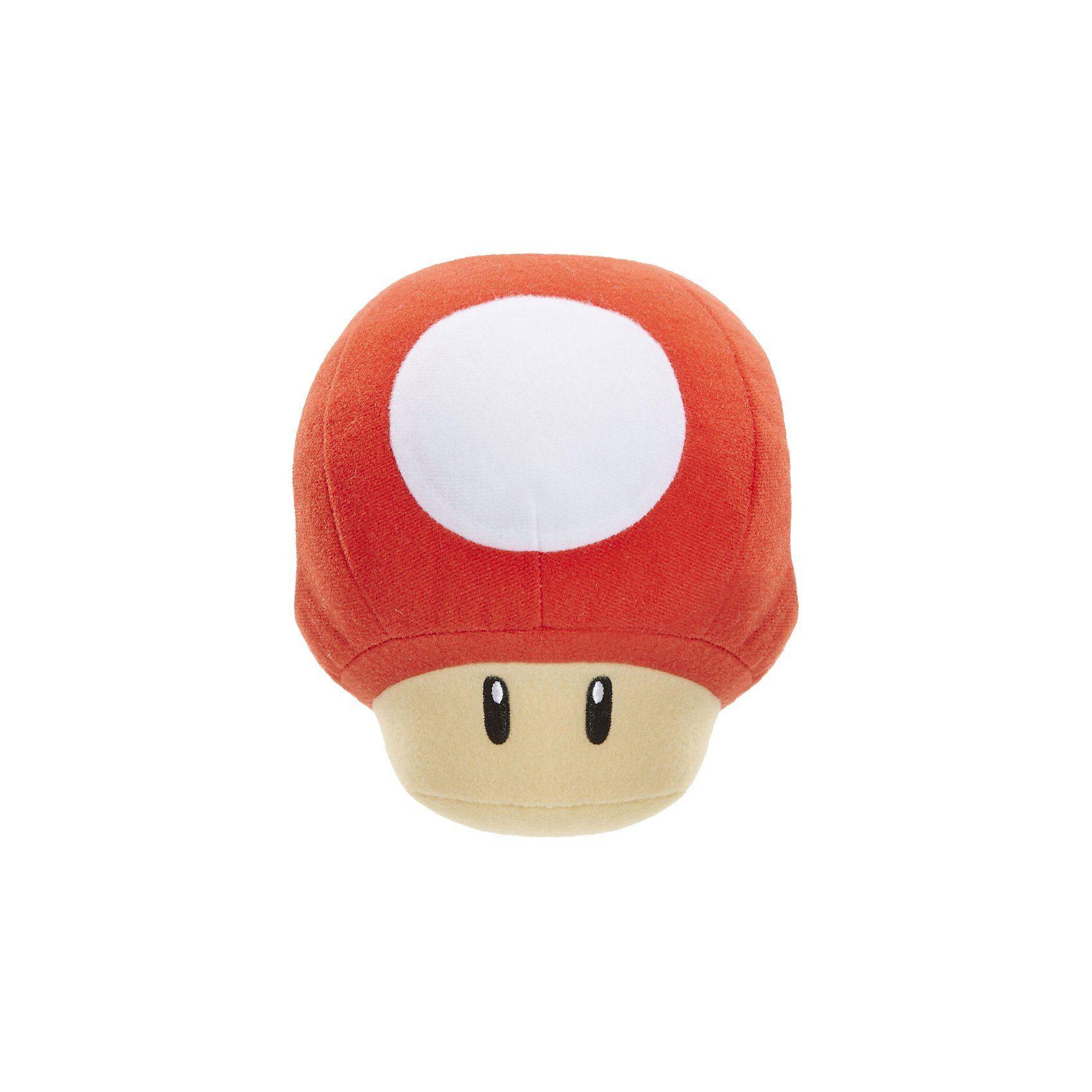 Nintendo Plüschfigur mit Sound 1 Up Pilz