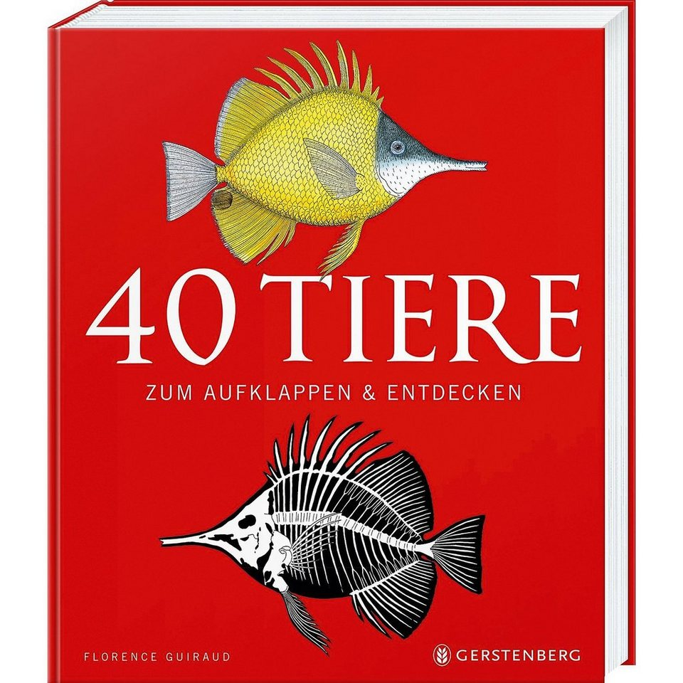 Gerstenberg Verlag 40 Tiere online kaufen