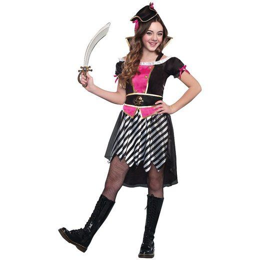 Sugar Sugar Kostüm Pretty Lil' Pirate